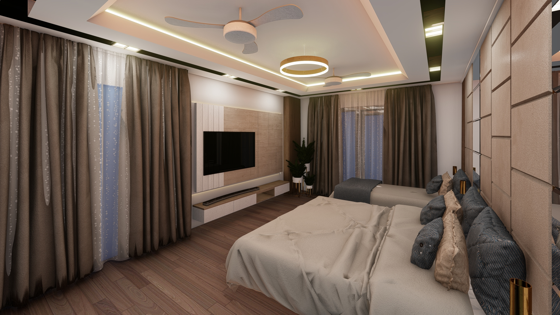 BEDROOM VVIP